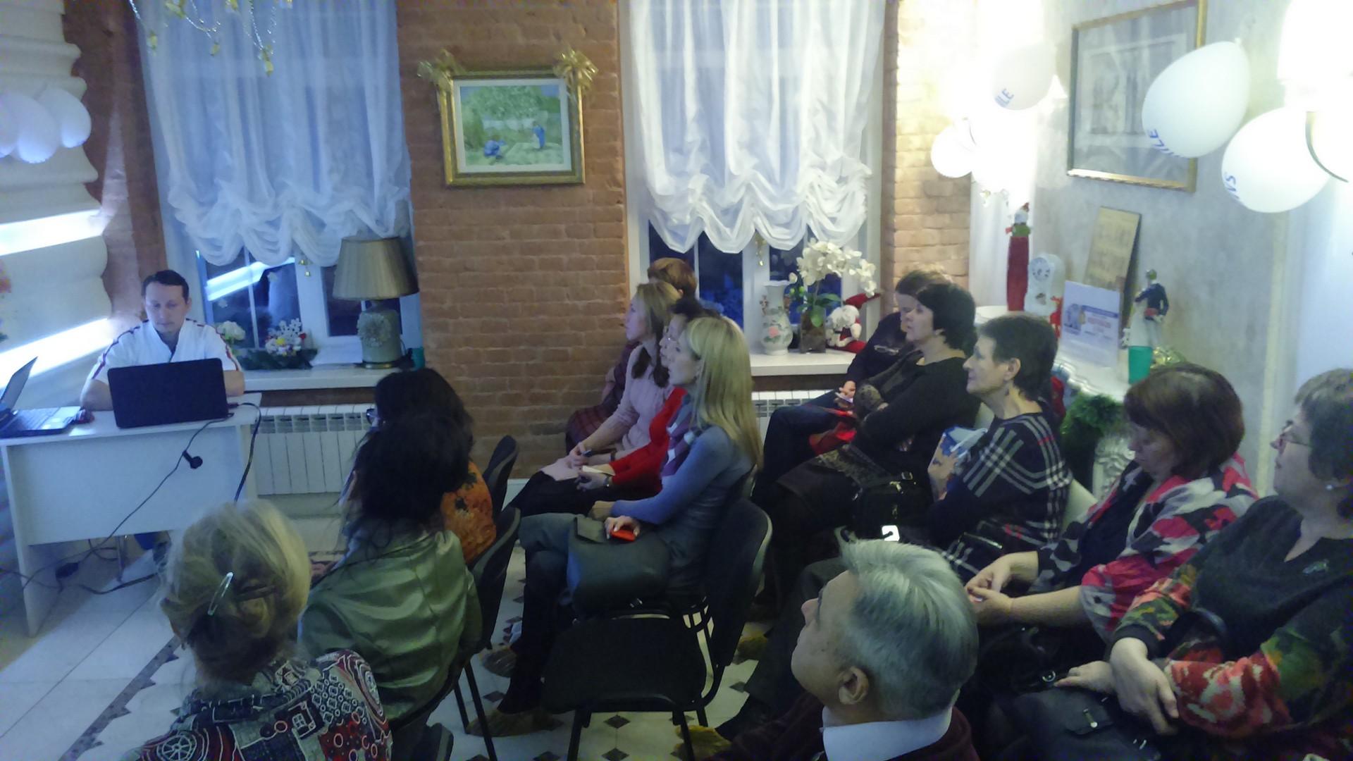 Интерактивный семинар для врачей офтальмологов лечебно-профилактических учреждений Приморского края.