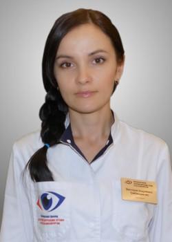 Гребенщикова Виктория Андреевна