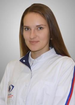 Кузьмина Анастасия Андреевна