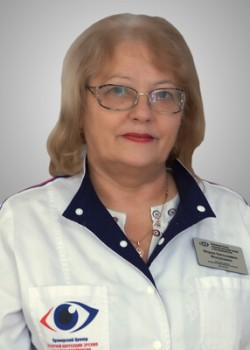 Мокрушина Мария Николаевна