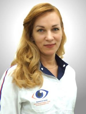 Примаченко Светлана Сергеевна