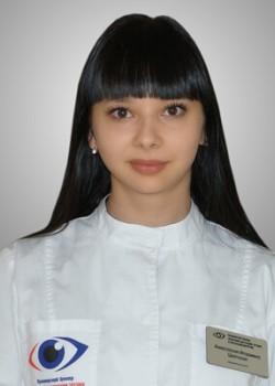 Шатских Анастасия Игоревна