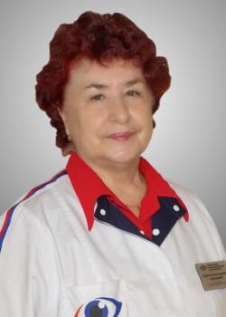 Афандеева Лидия Александровна