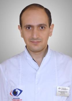 Барсегян Артур Валерикович