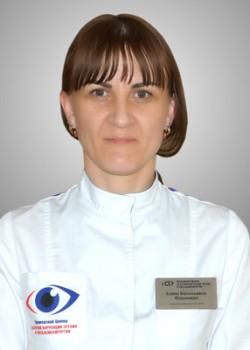 Форшнева Елена Васильевна