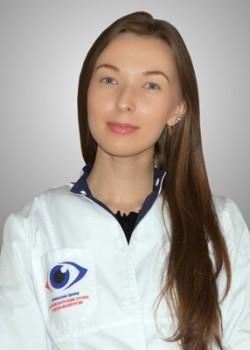 Захарова Яна Олеговна
