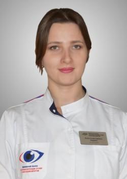Зудина Анна Алексеевна